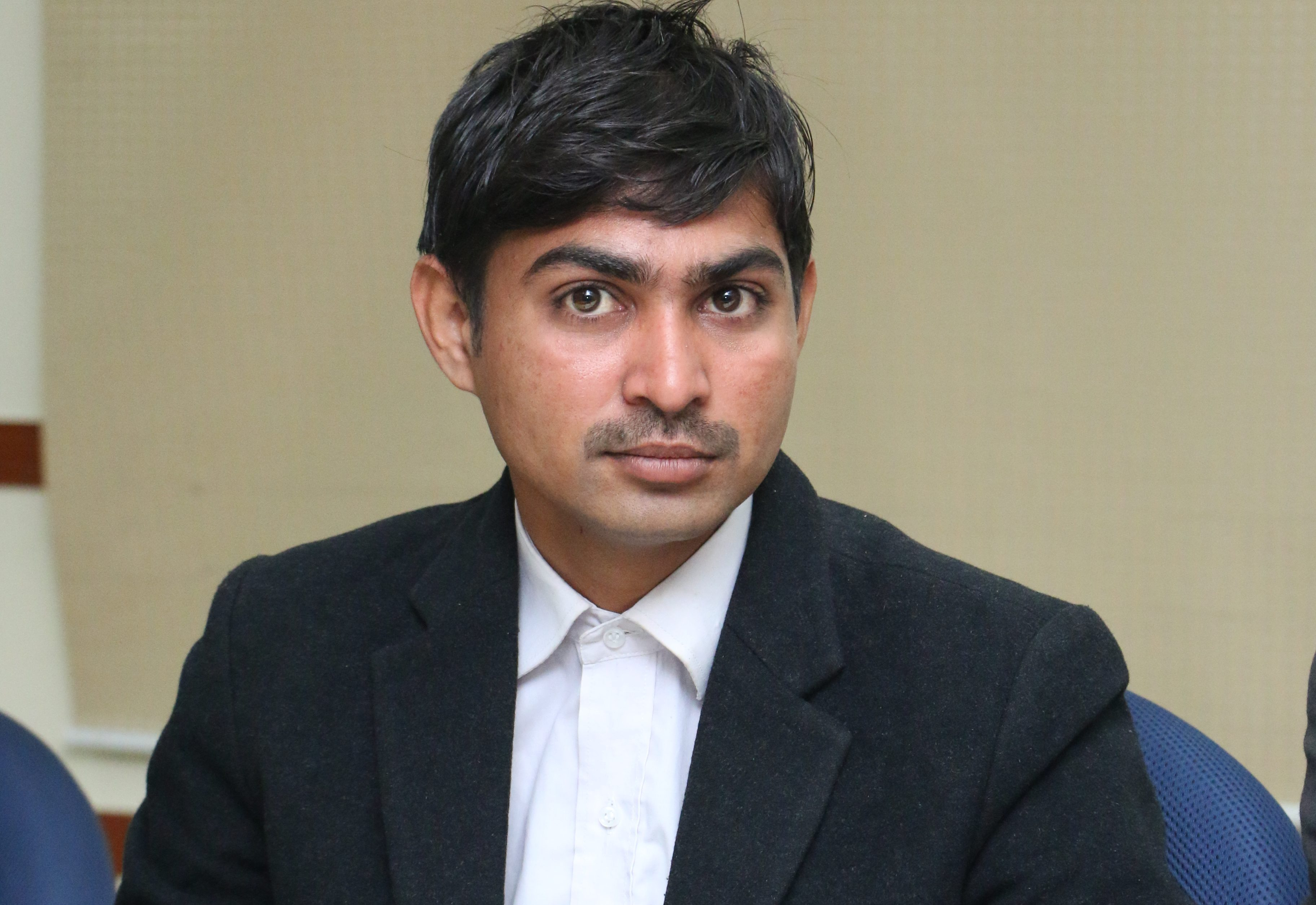 Muhammad Mujahid - Pest Control Operator