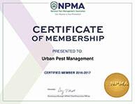 Urban Pest Management-NPMA-Cert-2016-2017 (1)-1